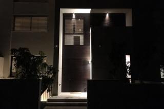 דלת כניסה מודרנית