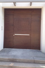 דלת כניסה ללא משקוף