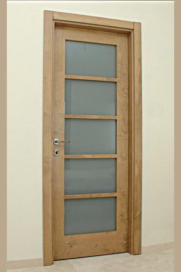 דלת פנים דגם יפני