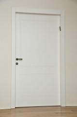 דלת פנים רחבה