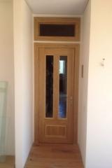 דלת פנים עם חלונות