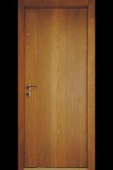 דלת פורניר חלק