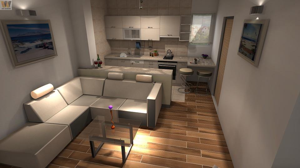 שדרגתם את המטבח? אלו דלתות הבית שמתאימות לעיצוב מודרני