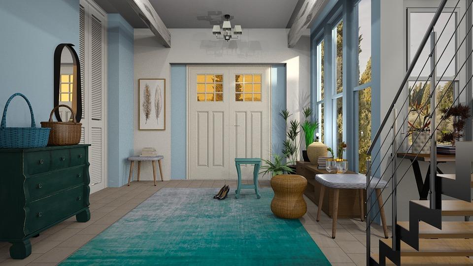 שטיחים שישתלבו היטב עם דלתות הפנים שלכם